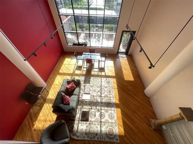 1025 S Shepherd Drive Drive #103, Houston, TX 77019 (MLS #73492490) :: Giorgi Real Estate Group