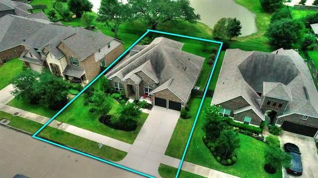 5943 Green Meadows Lane, Katy, TX 77493 (MLS #73550296) :: The Parodi Team at Realty Associates