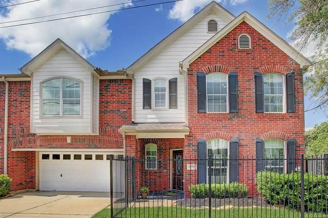 1709 W 15th Street, Houston, TX 77008 (MLS #76660398) :: Homemax Properties