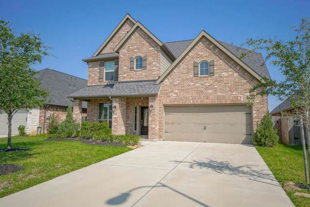 2131 Blossomcrown Drive, Katy, TX 77494 (MLS #76722569) :: The Home Branch