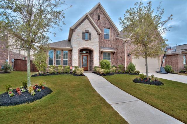 3619 Lister Drive, Iowa Colony, TX 77583 (MLS #76818617) :: Texas Home Shop Realty