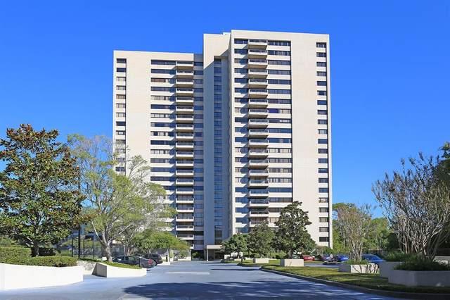 49 Briar Hollow Lane 1/2301, Houston, TX 77027 (MLS #77665394) :: Michele Harmon Team