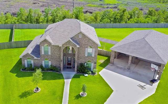 1 Cypress Point Court, Manvel, TX 77578 (MLS #77680071) :: Texas Home Shop Realty