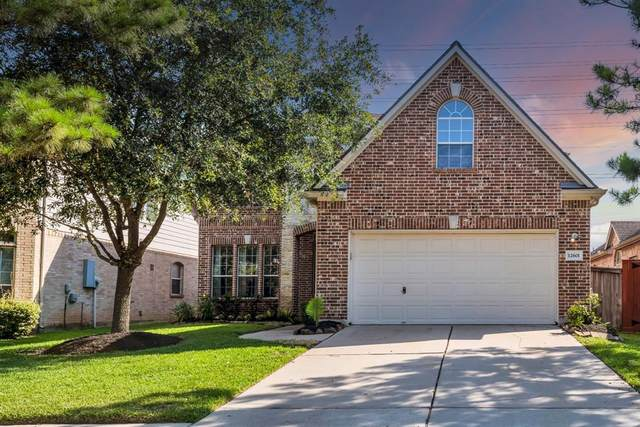12601 Cobble Springs Drive, Pearland, TX 77584 (MLS #77745706) :: The Bly Team