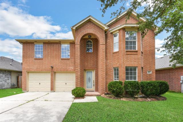 313 Mammoth Springs, Dickinson, TX 77539 (MLS #78362248) :: Texas Home Shop Realty