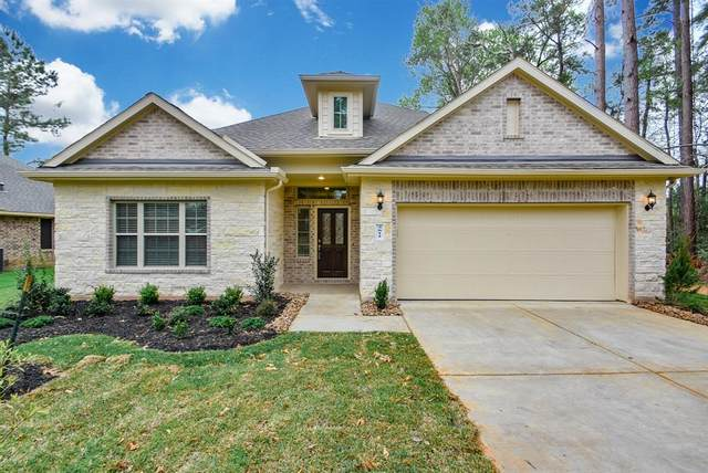 3811 Springcrest, Montgomery, TX 77356 (MLS #78780315) :: The Home Branch