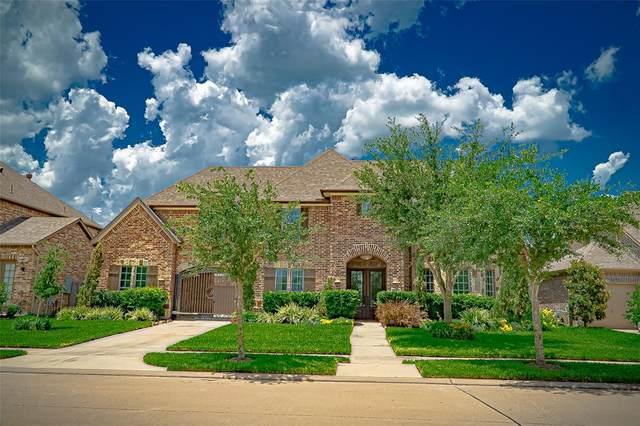20922 Shelby Meadow Lane, Richmond, TX 77407 (MLS #79111028) :: The Freund Group