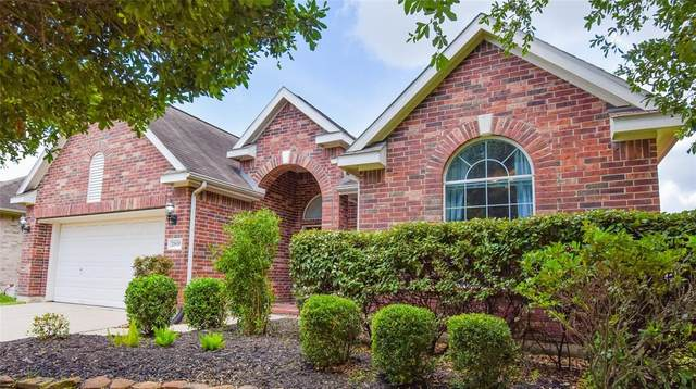 21839 Hannover Village Drive, Spring, TX 77388 (MLS #79186154) :: Caskey Realty