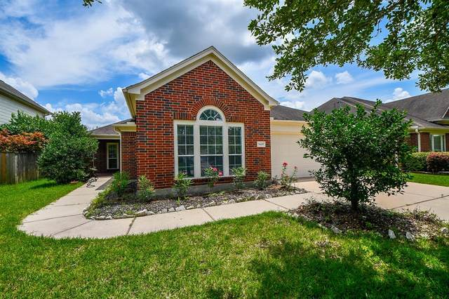 9418 Bearden Creek Ln, Humble, TX 77396 (MLS #79262032) :: The SOLD by George Team