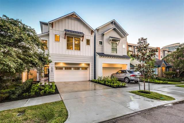 4705 Feagan Street B, Houston, TX 77007 (MLS #79319421) :: Texas Home Shop Realty