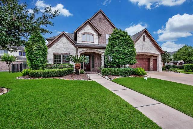 23126 Isthmus Cove Court, Katy, TX 77494 (MLS #79344335) :: The SOLD by George Team