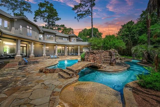 11702 Forest Glen Street, Houston, TX 77024 (MLS #80035315) :: The Home Branch