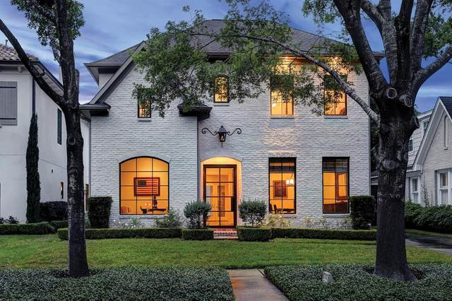 3022 Robinhood Street, West University Place, TX 77005 (MLS #80698467) :: The Jennifer Wauhob Team