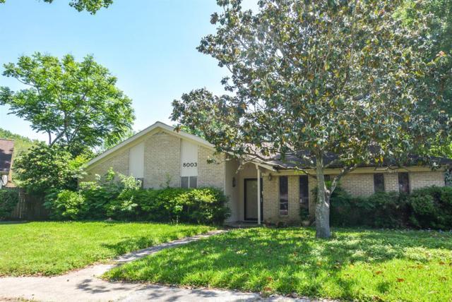 8003 Braes Meadow Drive, Houston, TX 77071 (MLS #81067956) :: Texas Home Shop Realty