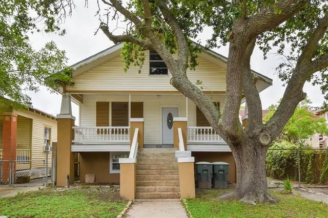 3510 Avenue R, Galveston, TX 77550 (MLS #81575458) :: Connect Realty