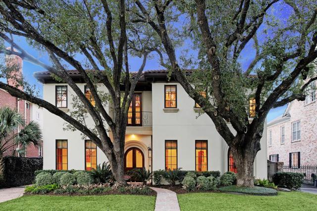3738 Overbrook Lane, Houston, TX 77027 (MLS #81577692) :: The Johnson Team
