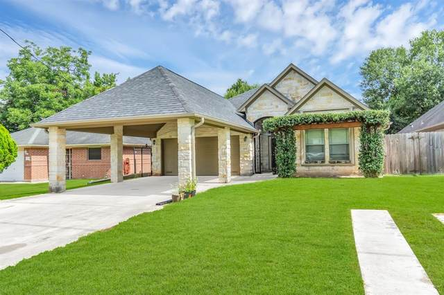 1105 Avenue G, Houston, TX 77587 (MLS #82756098) :: All Cities USA Realty