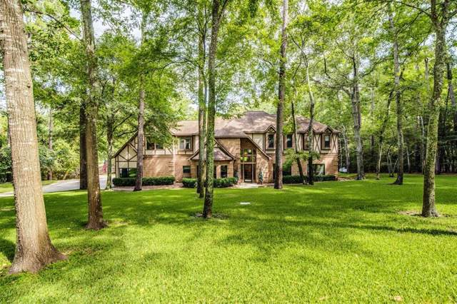 11586 Willowridge Circle, Conroe, TX 77304 (MLS #83855884) :: The Jill Smith Team