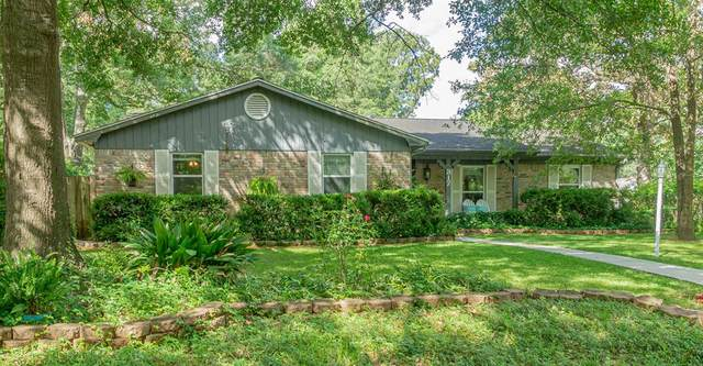 317 Parkway Drive, Conroe, TX 77303 (MLS #84080959) :: The SOLD by George Team