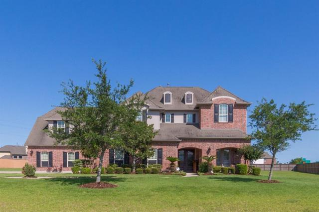 3929 Shadow Point Dr, League City, TX 77573 (MLS #84306366) :: The Bly Team