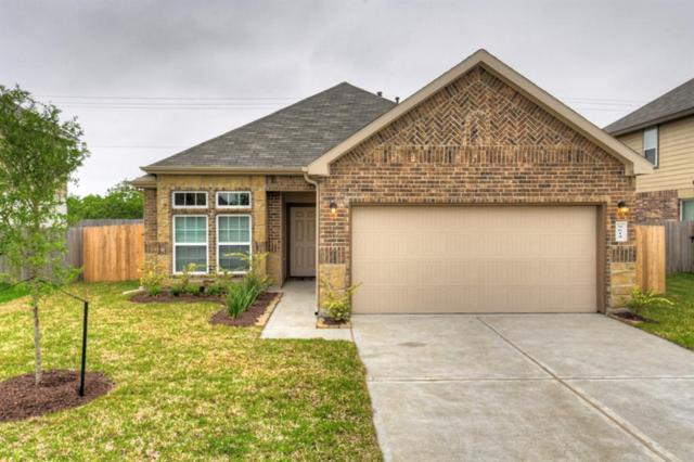 9614 Yellow Rose Drive, Texas City, TX 77591 (MLS #84394175) :: The SOLD by George Team