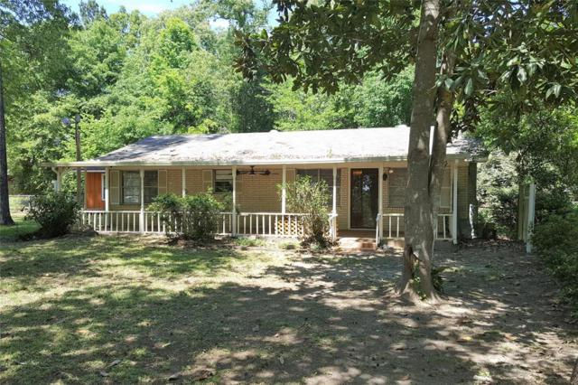 390 Mayberry Drive Corner Mayberry, Woodville, TX 75979 (MLS #85370071) :: The SOLD by George Team