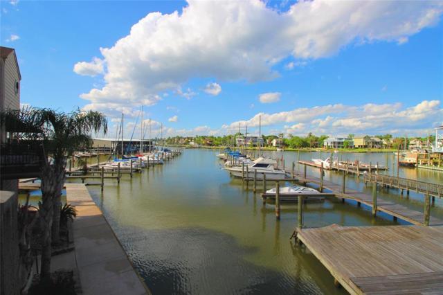 1140 Marina Bay Drive 120B, Kemah, TX 77565 (MLS #85710005) :: Ellison Real Estate Team