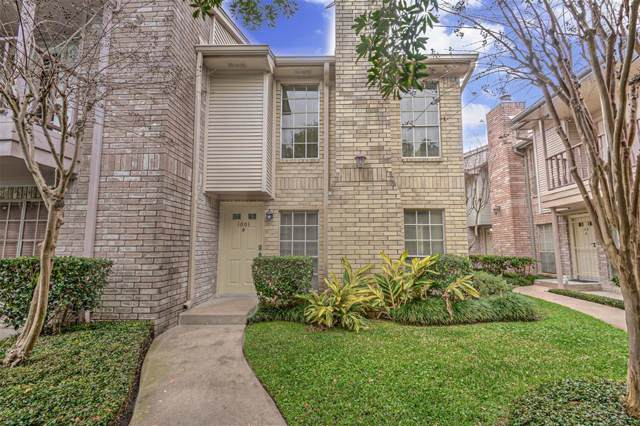 3100 Jeanetta Street #1001, Houston, TX 77063 (MLS #85829748) :: Ellison Real Estate Team