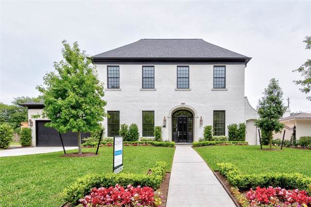 3219 Banbury Place, Houston, TX 77027 (MLS #85984819) :: JL Realty Team at Coldwell Banker, United