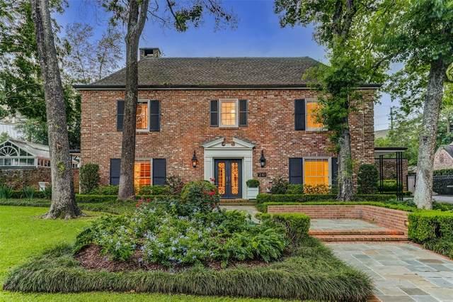 241 Pine Hollow Lane, Houston, TX 77056 (MLS #86092472) :: My BCS Home Real Estate Group