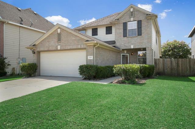 1207 Stallion Ridge, Alvin, TX 77511 (MLS #86350049) :: Texas Home Shop Realty