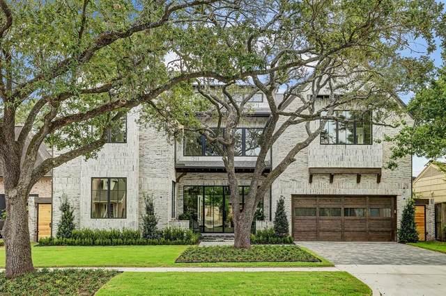 3709 Wickersham Lane, Houston, TX 77027 (MLS #86372937) :: The Freund Group