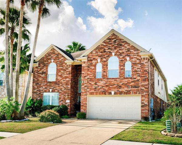 106 Marina Oaks Drive, Kemah, TX 77565 (MLS #86842922) :: Texas Home Shop Realty