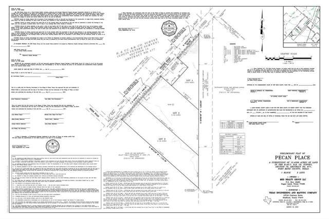 5415 LOT 1 Fenske Lane, Needville, TX 77461 (MLS #8851759) :: The Freund Group