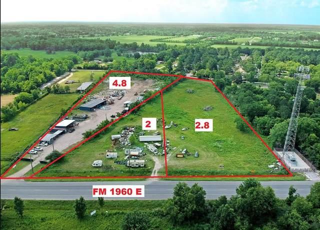 0 Fm 1960 Road E, Huffman, TX 77336 (MLS #88651973) :: Green Residential