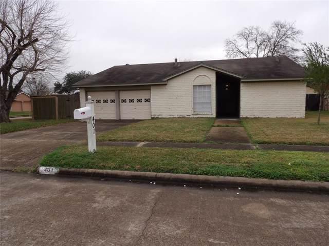 401 Strey Court, Deer Park, TX 77536 (MLS #88663099) :: The Queen Team