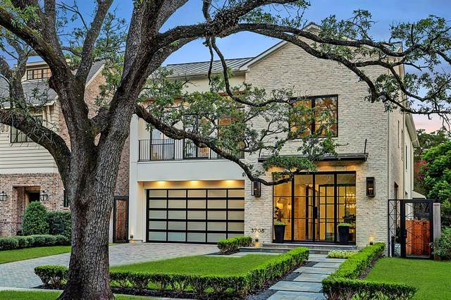 3708 Jardin Street, Southside Place, TX 77005 (MLS #89075416) :: The SOLD by George Team