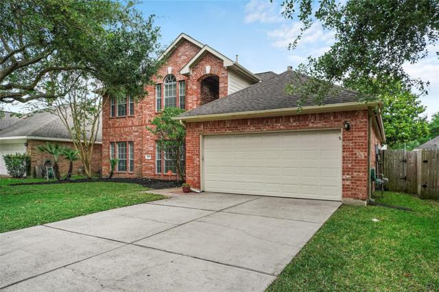 1019 S Wellsford Drive, Pearland, TX 77584 (MLS #89398902) :: The Kevin Allen Jones Home Team