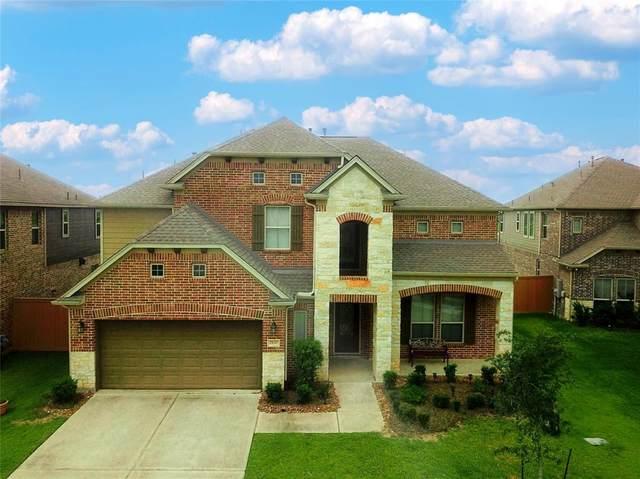 2137 White Cove Dr Drive, Texas City, TX 77568 (MLS #89546576) :: Guevara Backman