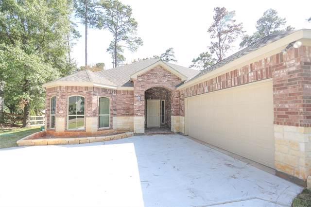 15970 Foxhall, Willis, TX 77318 (MLS #89763438) :: Texas Home Shop Realty