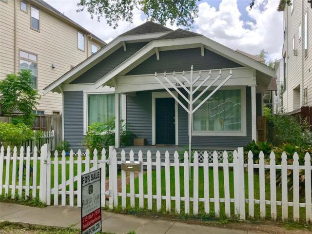4313 Dickson Street, Houston, TX 77007 (MLS #90848102) :: Giorgi Real Estate Group