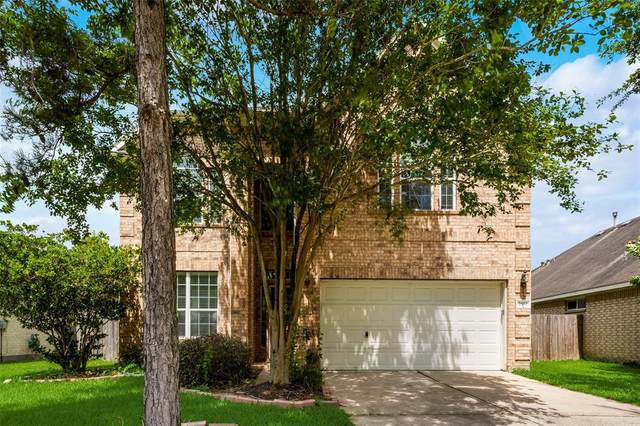 2612 Easton Springs Court, Pearland, TX 77584 (MLS #91452700) :: The SOLD by George Team