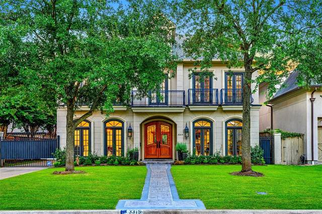 3315 Banbury Place, Houston, TX 77027 (MLS #91770357) :: The SOLD by George Team