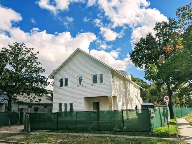 1136 Woodland, Houston, TX 77009 (MLS #92005982) :: Ellison Real Estate Team