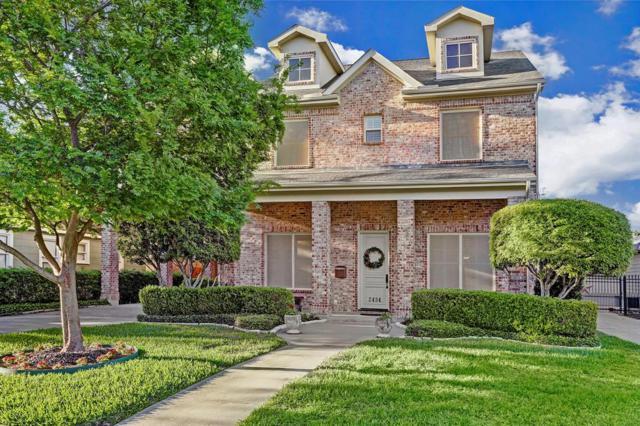2434 Southgate Boulevard, Houston, TX 77030 (MLS #92008465) :: Texas Home Shop Realty