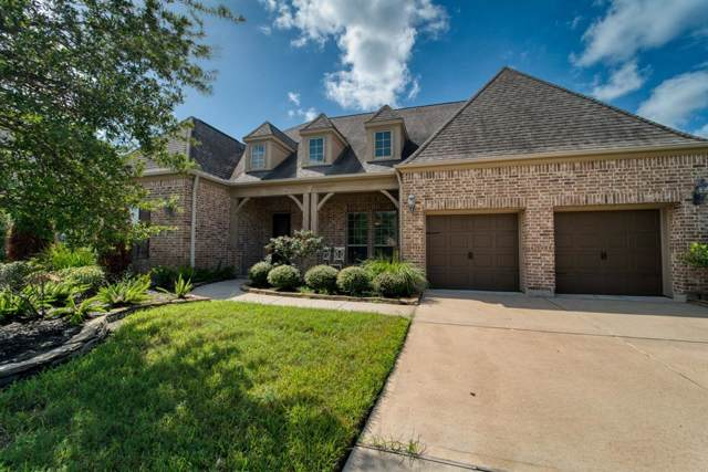 3914 Cliff Speria Court, Manvel, TX 77578 (MLS #92147953) :: The SOLD by George Team