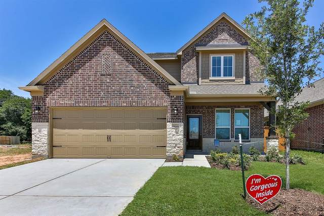 915 Willowick Bay Drive, Houston, TX 77090 (MLS #9232576) :: Connell Team with Better Homes and Gardens, Gary Greene
