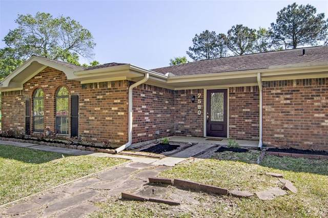 7580 Yellowstone Drive, Bevil Oaks, TX 77713 (MLS #92374079) :: The SOLD by George Team