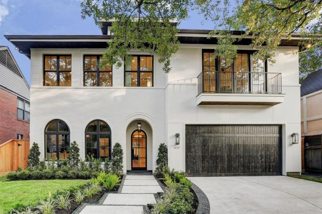 1737 Milford Street, Houston, TX 77098 (MLS #92832048) :: Giorgi Real Estate Group