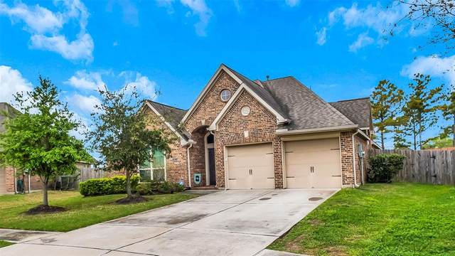 2822 Leafwood Lane, Pearland, TX 77584 (MLS #93096965) :: Christy Buck Team